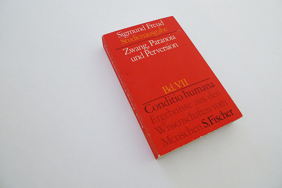 Freud-Studienausgabe, Band 7: Zwang, Paranoia und Perversion