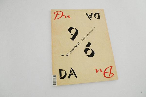 DU; 96 Jahre DADA, Jubiläumsausgabe