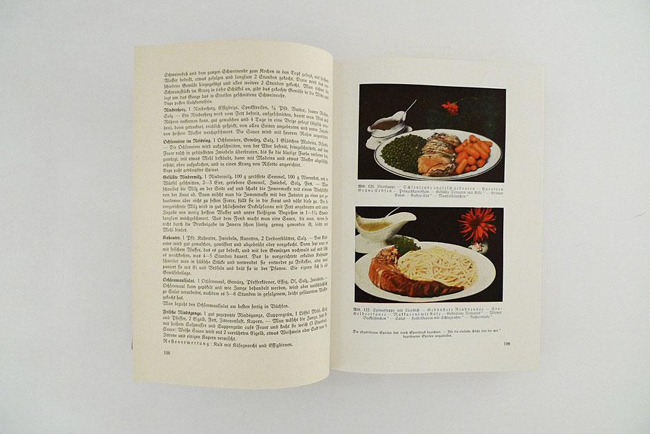 Nietlispach, Frieda; Das Meisterwerk der Küche