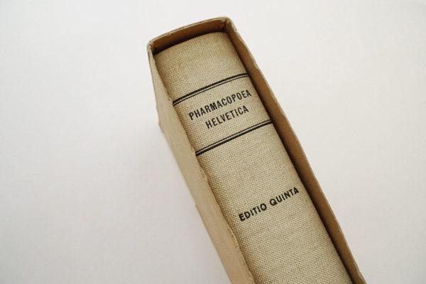 Pharmacopoea Helvetica. Editio Quinta