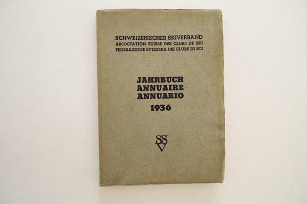 Schweizerischer Skiverband. Jahrbuch 1936
