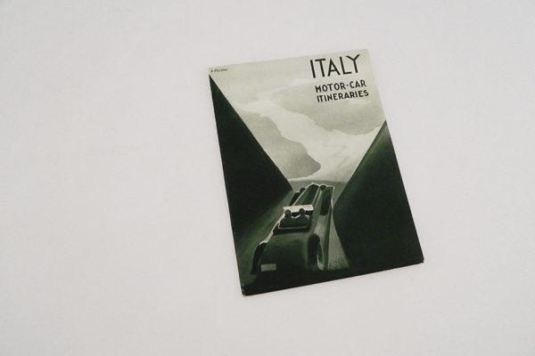 Italy Motor-Car Itineraries