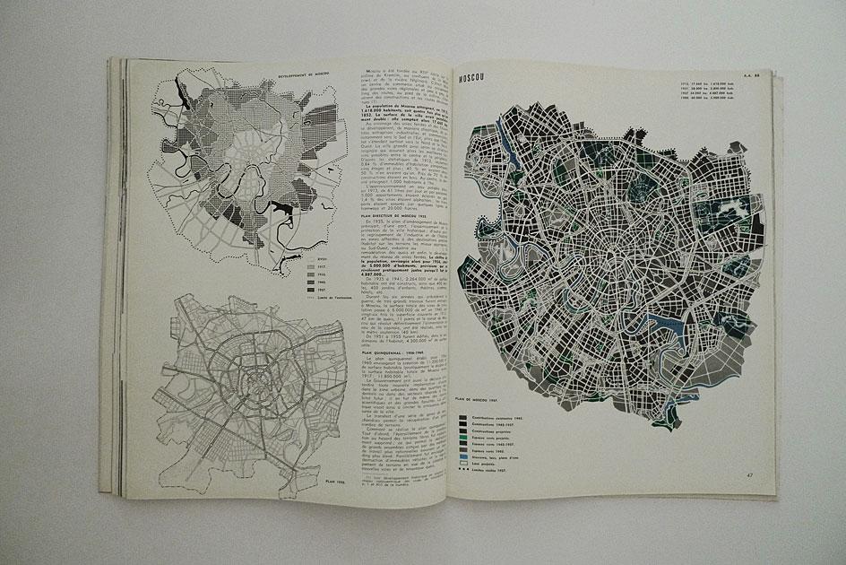 L' architecture d'aujourd'hui : Urbanisme des capitales
