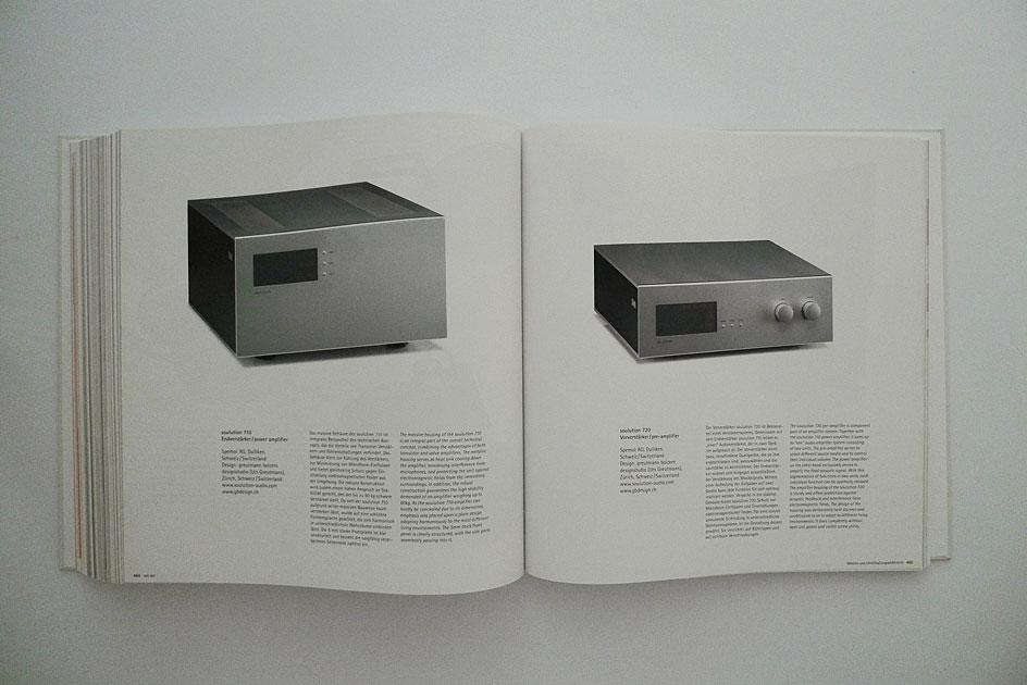 red dot design yearbook 2006 / 2007