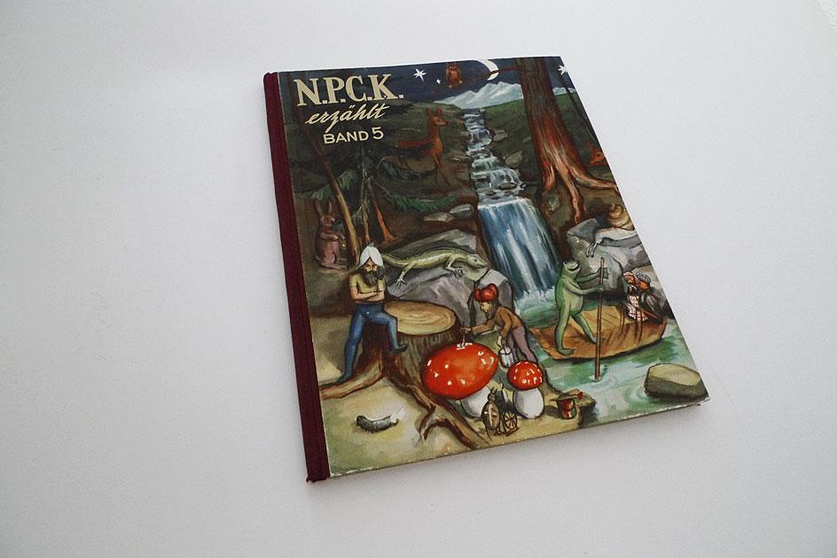 N.P.C.K. erzählt; Band 5