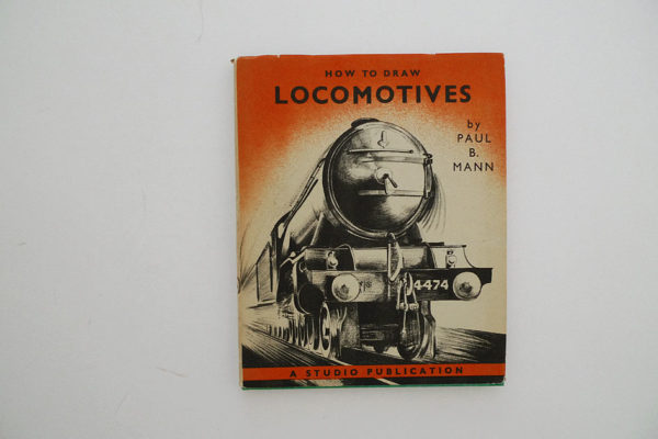 How to Draw Locomotives