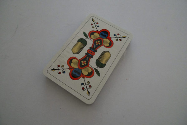 Deutschschweizer Jasskarten