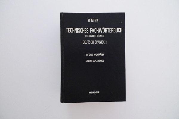 Technisches Fachwörterbuch