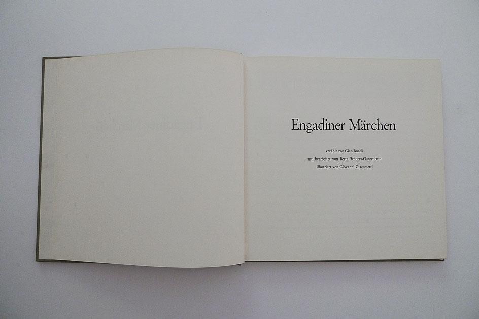 Engadiner Märchen