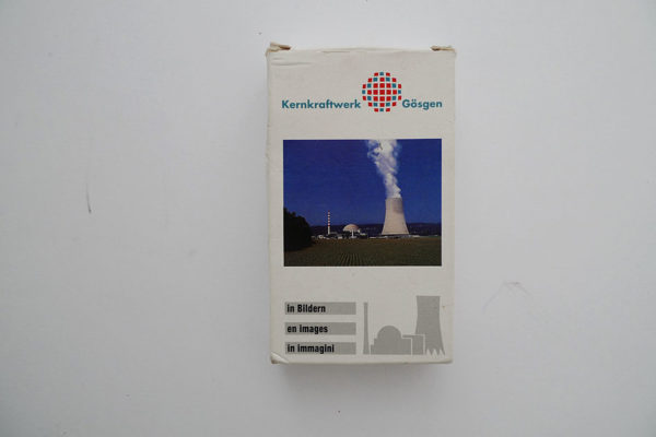 Kernkraftwerk Gösgen in Bildern