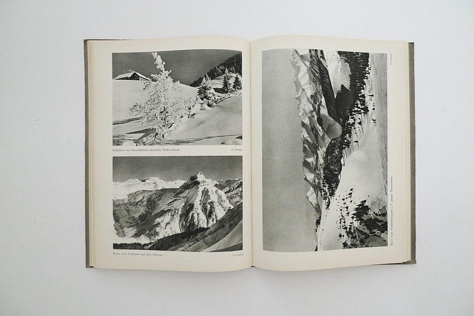 Schweizerischer Skiverband. Jahrbuch 1933