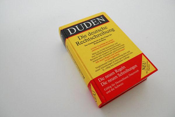 Duden, Rechtschreibung der deutschen Sprache