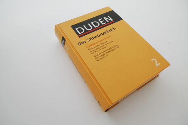 Duden, Das Stilwörterbuch