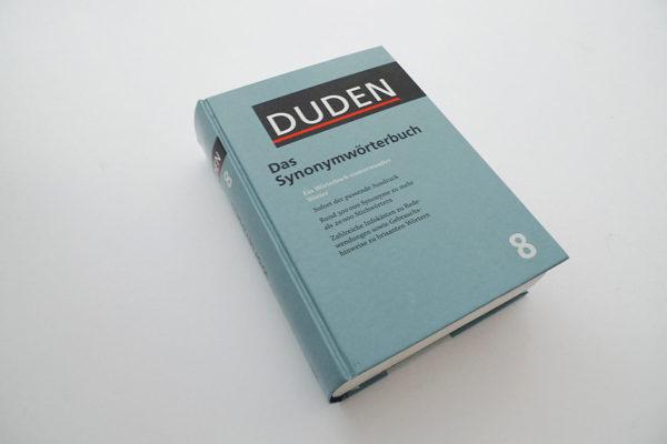 Duden, Das Synonymwörterbuch