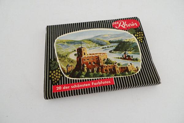 Der Rhein; 20 der schönsten Farbfotos
