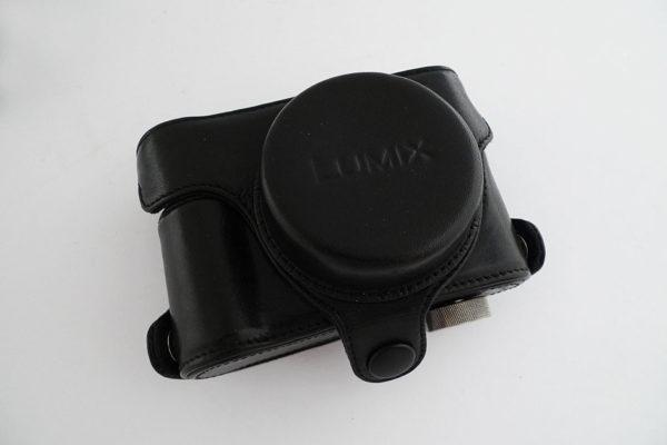 Ledertasche Panasonic DMW-CLX3