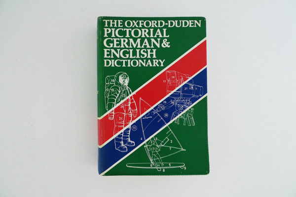 The Oxford-Duden Pictoral
