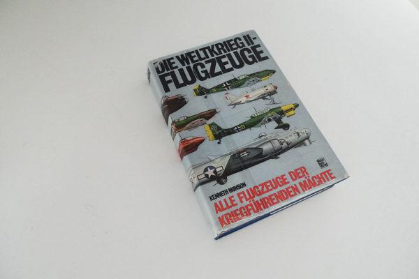 Die Weltkrieg II-Flugzeuge