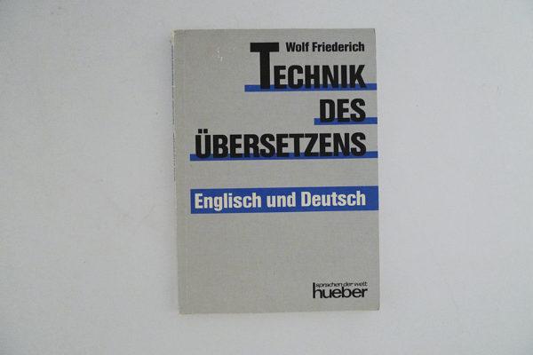 Technik des Übersetzens