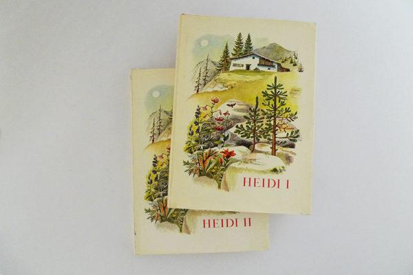 Heidi; 2 Bände