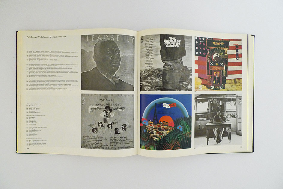 Graphis Record Covers
