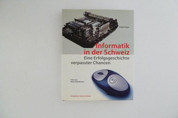 Informatik in der Schweiz