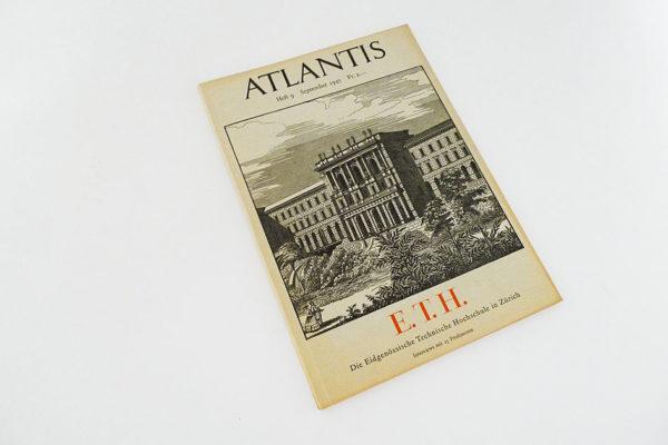 ATLANTIS Länder Völker Reisen Heft 9 - 1945