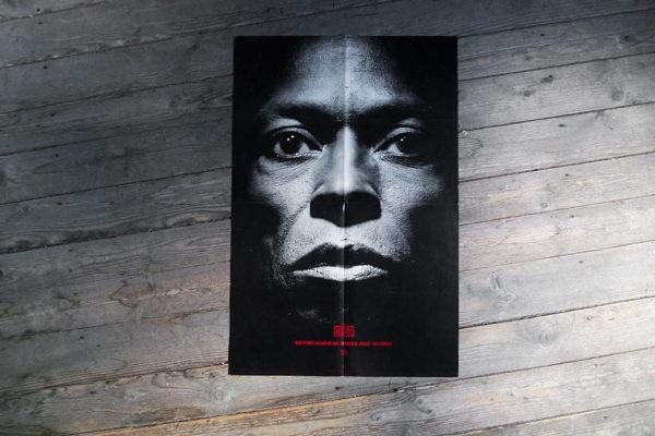 Poster / Plakat Miles Davis