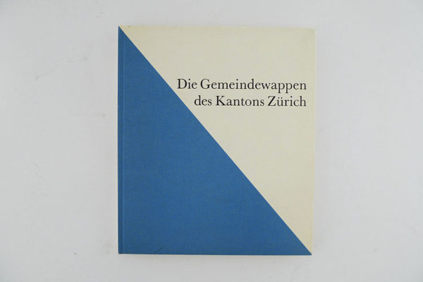 Die Gemeindewappen des Kantons Zürich