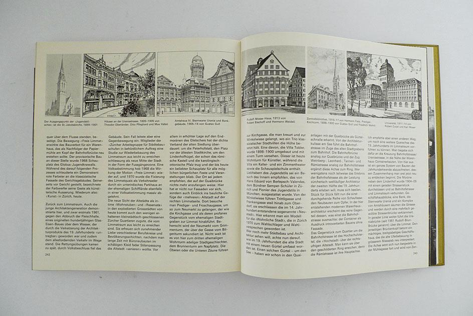 Zürich – Aspekte eines Kantons
