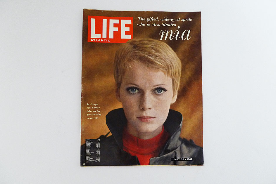 LIFE Atlantic; Mia Farrow