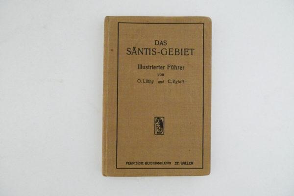 Das Säntis-Gebiet