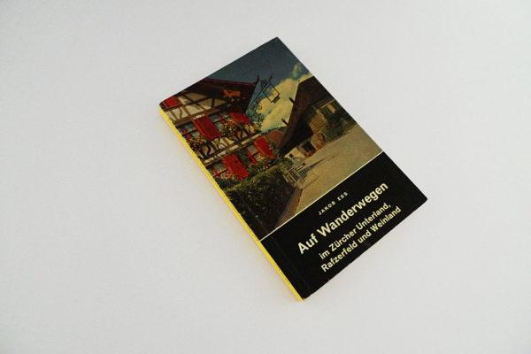 Auf Wanderungen im Zürcher Unterland, Rafzerfeld und Weinland