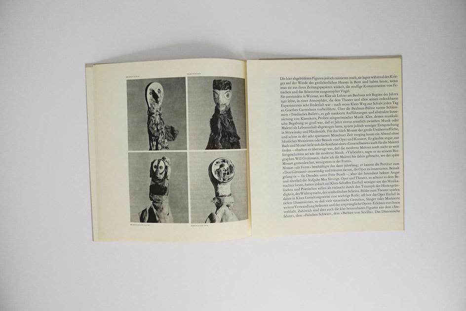 Paul Klees Weihnachtsgeschenk – Ursula Isler