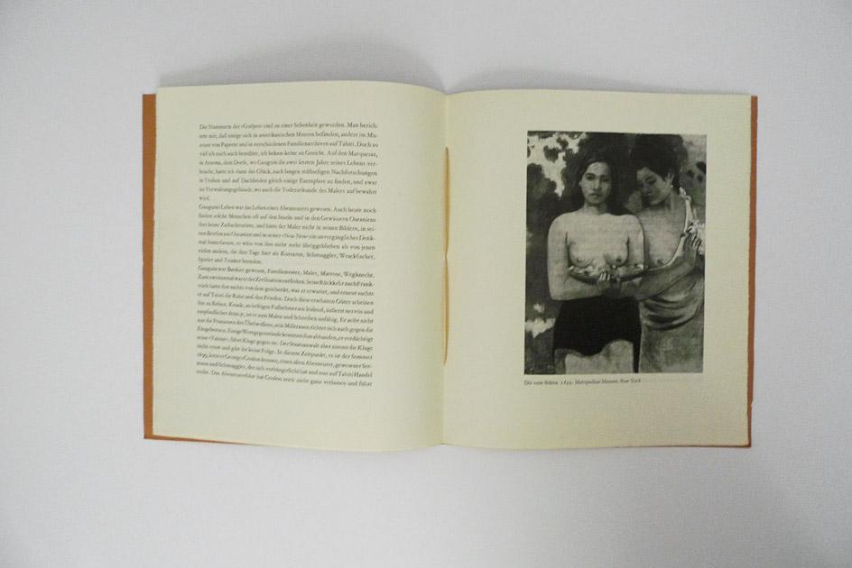 Der Journalist Paul Gauguin – Drilhon, Freddy