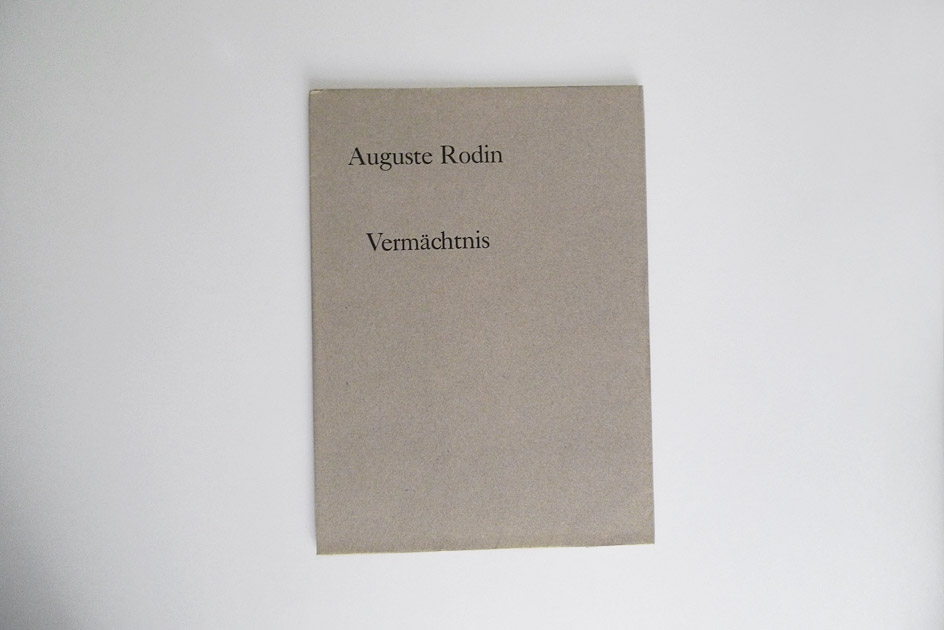 Auguste Rodin – Vermächtnis
