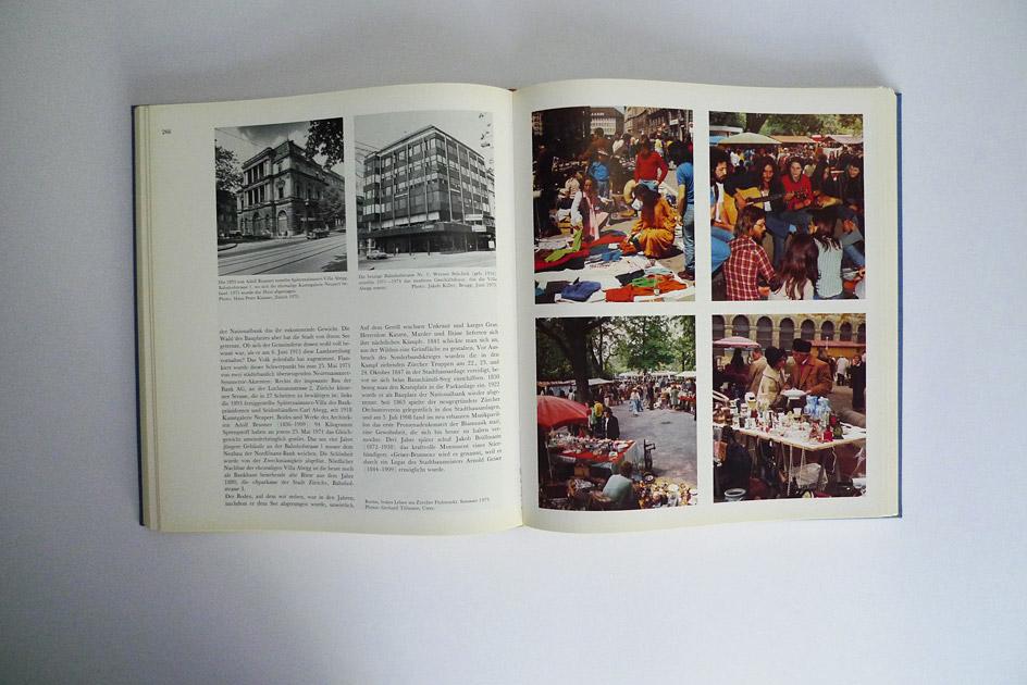Illustrierte Geschichte der Zürcher Altstadt