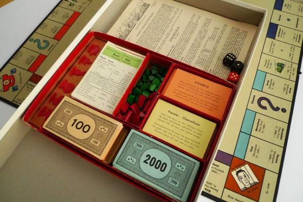 Monopoly - Edition Carlit Zürich