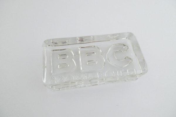 Briefbeschwerer BBC Brown Boveri