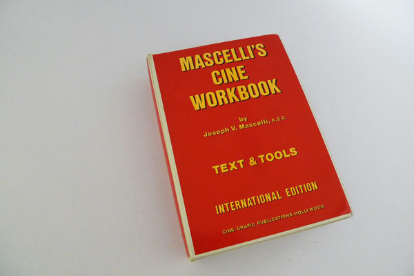 MASCELLI'S CINE WORKBOOK