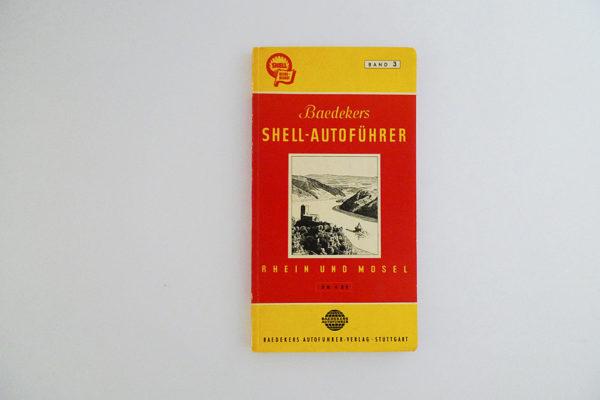 Baedekers Shell-Autoführer. Rhein und Mosel
