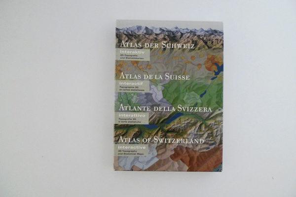 Atlas der Schweiz interaktiv; CD-ROM