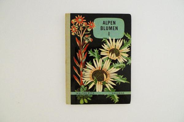 Hallwag Taschenbuch - Alpenblumen I