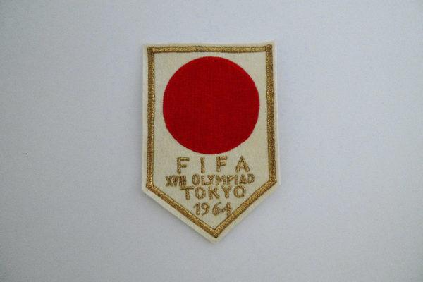 FIFA XVII OLYMPIAD TOKYO 1964