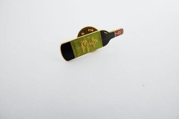 Pin Weinflasche