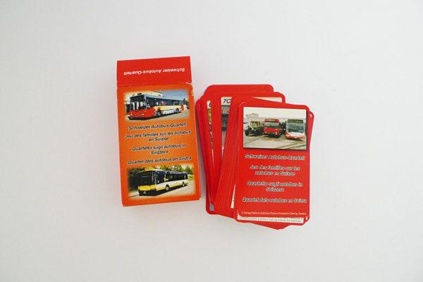 Schweizer Autobus-Quartett
