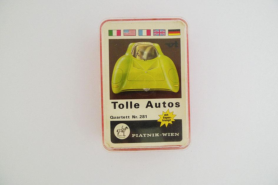 Tolle Autos – Quartett Nr. 281
