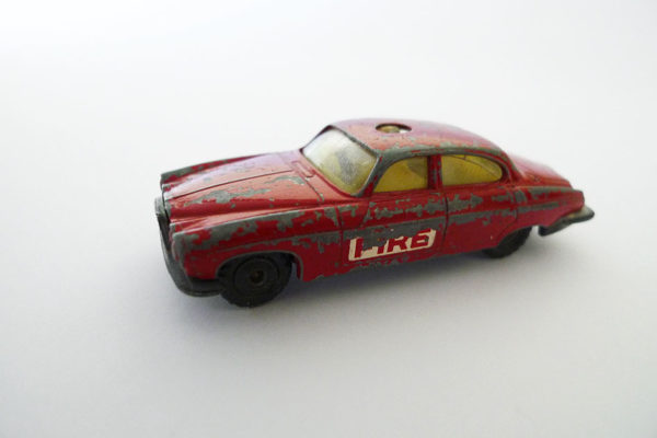 Husky Models Jaguar MK 10 RED Fire