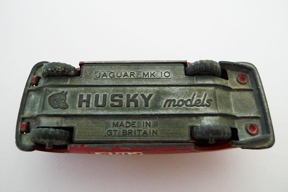 edition effet shop husky models jaguar mk  red fire