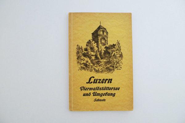 Luzern, Vierwaldstättersee und Umgebung